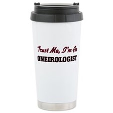 Cute Oneirologists Travel Mug