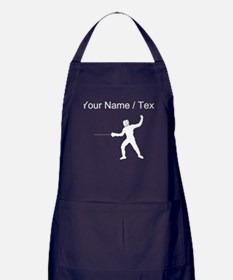Custom Fencer Apron (dark)