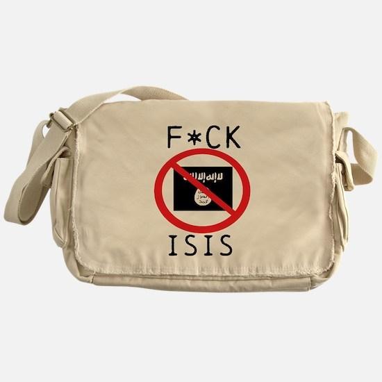 F*ck ISIS Messenger Bag