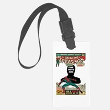 marvel comics personalized spide Luggage Tag