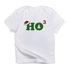 Ho Cubed Merry Christmas Infant T-Shirt