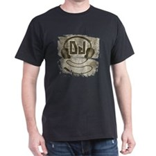 Grunge D.J Headphones T-Shirt