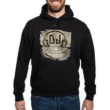 Grunge D.J Headphones Hoodie