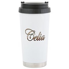 Cool Celia Travel Mug