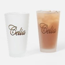 Unique Celia Drinking Glass