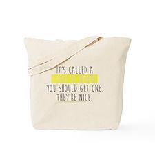 Sixteen Candles Humor Tote Bag