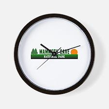 Mammoth Cave National Park Wall Clock