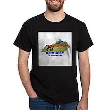 Kentucky . . . The Bluegrass T-Shirt