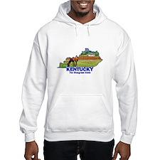 Kentucky . . . The Bluegrass Hoodie