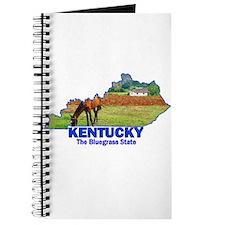 Kentucky . . . The Bluegrass Journal