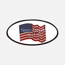911 Never Forget American Flag Patch
