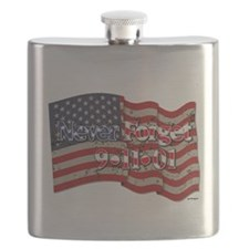 Unique 911 Flask