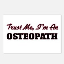 Cute Osteopath Postcards (Package of 8)