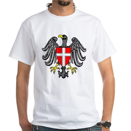 Coat of Arms of Vienna White T-Shirt
