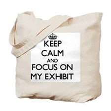 Funny Displays and exhibits Tote Bag