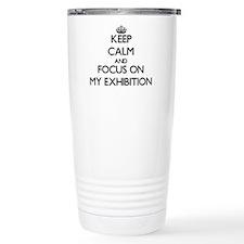 Unique Displays and exhibits Travel Mug