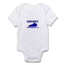 Kentucky . . . The Bluegrass Infant Bodysuit