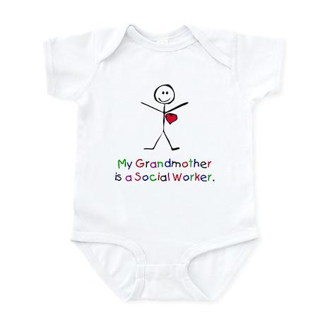 My Grandmother SW Infant Bodysuit