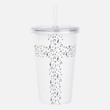 Funny Music notes Acrylic Double-wall Tumbler