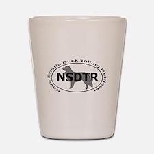 NOVA SCOTIA DUCK TOLLING RETRIEVER Shot Glass