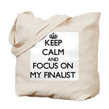 Cute Finalist Tote Bag