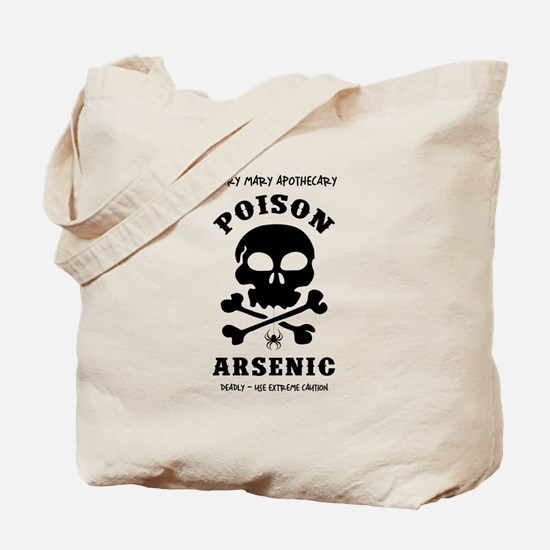 POISON - ARSENIC Tote Bag