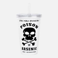 POISON - ARSENIC Acrylic Double-wall Tumbler