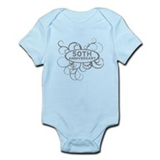 50th Wedding Anniversary Body Suit