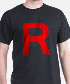 rocketshirt_black T-Shirt
