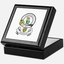 MURRAY Coat of Arms Keepsake Box