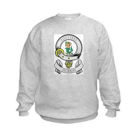 MURRAY Coat of Arms Kids Sweatshirt