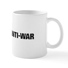 PRO-LIFE ANTI-WAR Mug (white)