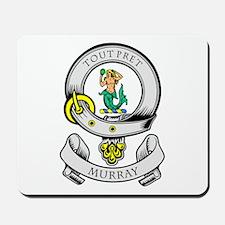 MURRAY Coat of Arms Mousepad