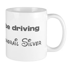 Monorail Silver Mug