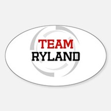 Ryland Oval Decal
