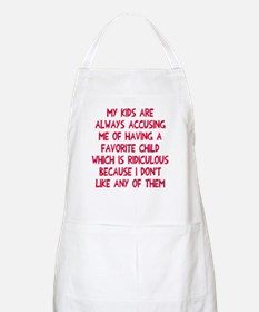 Favorite child Apron