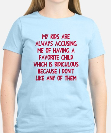 Favorite child Women's Light T-Shirt