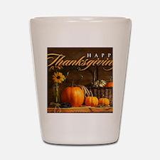 Thanksgiving Shot Glass