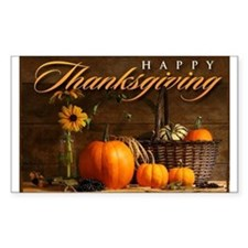 Thanksgiving Decal