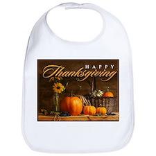 Cute Thanksgiving Bib