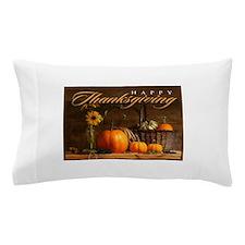 Cute Thanksgiving Pillow Case