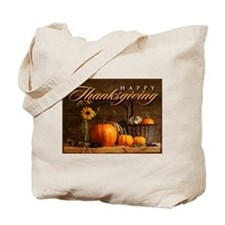 Cute Thanksgiving Tote Bag