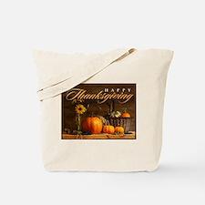 Cute Thanksgiving Tote Bag