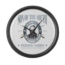 Turner Ashby (SOTS2) Large Wall Clock