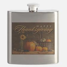 Unique Thanksgiving Flask