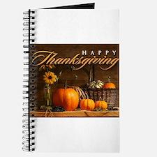 Cute Thanksgiving Journal