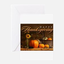 Thanksgiving Greeting Cards