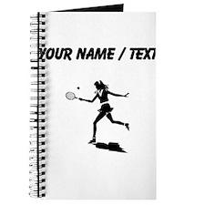 Custom Tennis Player Journal