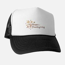 Funny Thanksgiving Trucker Hat