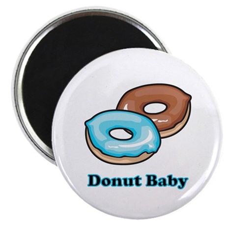 "Donut Baby 2.25"" Magnet (10 pack)"